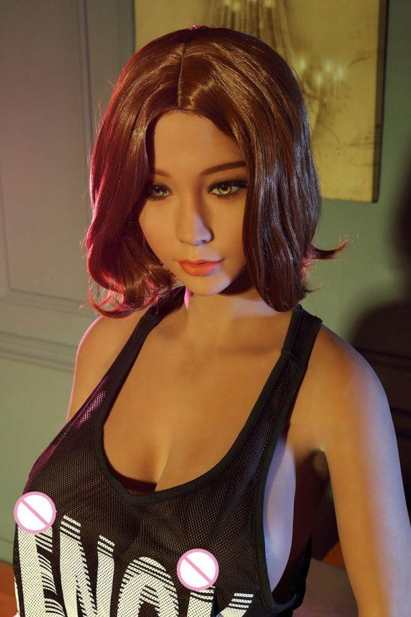 big breast Realistic sex Doll