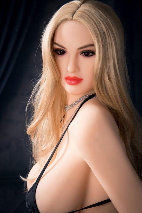 Realistic big breast sex Doll