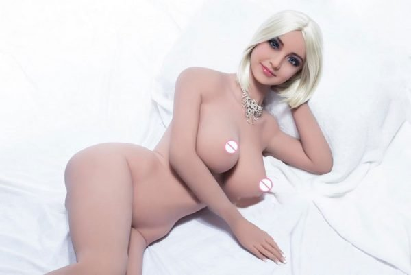 Candy — Japanese Sex Doll With Big Boobs