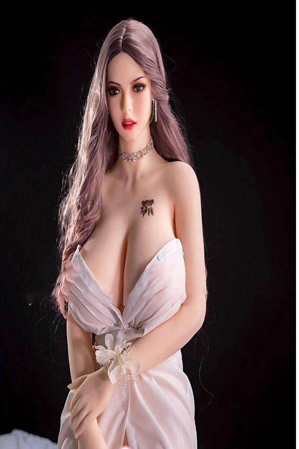 Lifelike big breasts Sexy Love Doll
