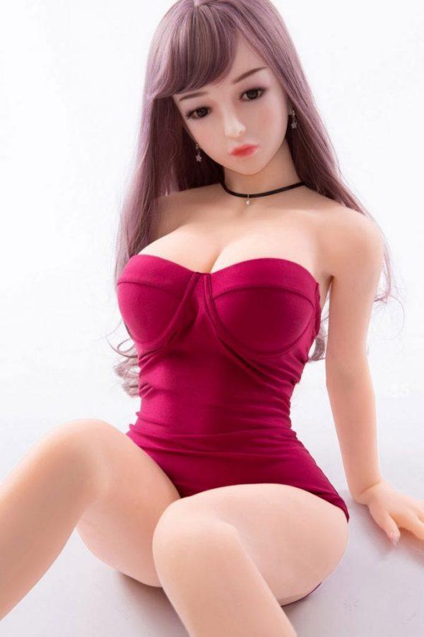 Liliana — Japanese Realistic Big Breasts Sex Doll