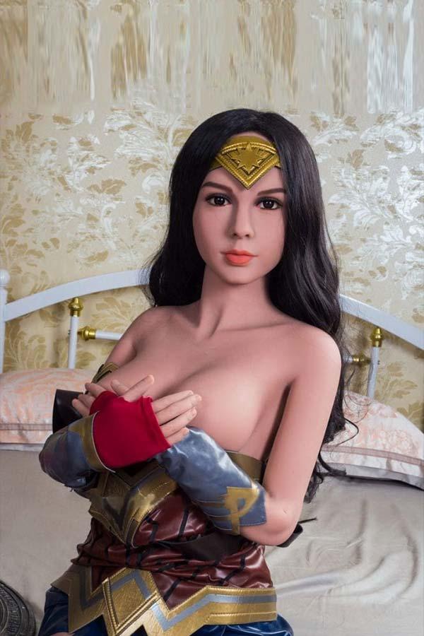Lena — Realistic Big Breast Sex Doll