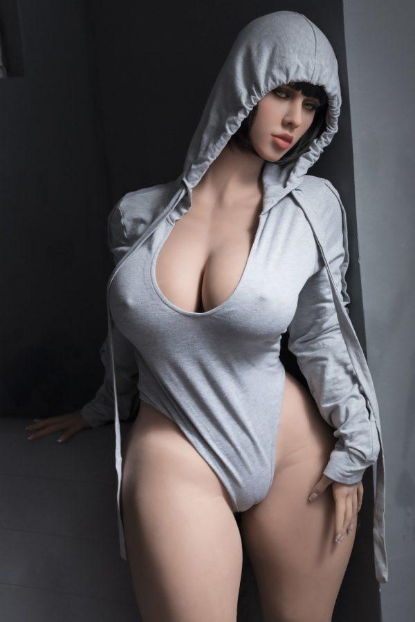 Big breast Lifelike Attractive Sex Doll