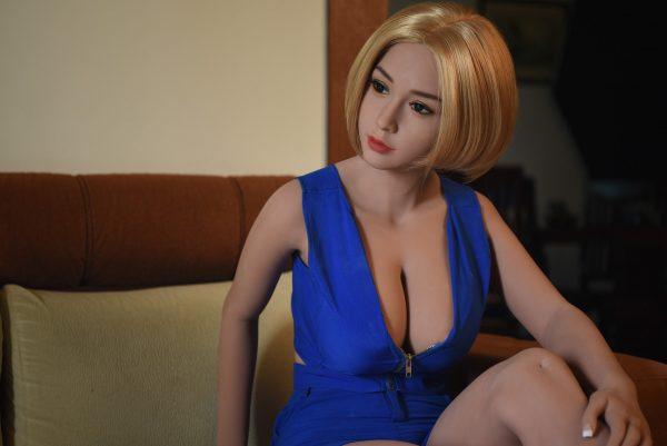 Veronica — Big Breasts Lifelike Sex Doll