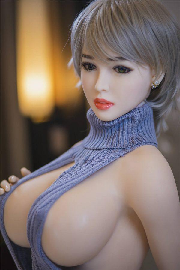 Sigrid — Big Breast Adult Sex Doll