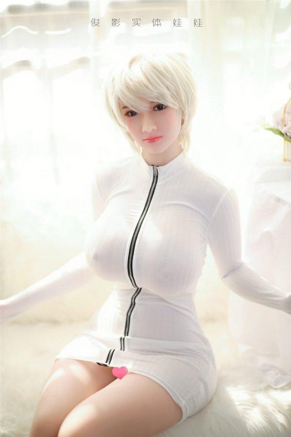Queena — Big Breast Sex Doll