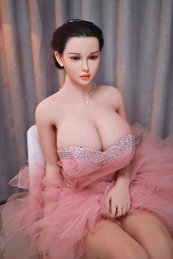Chloe — Lifelike Silicone Sex Doll