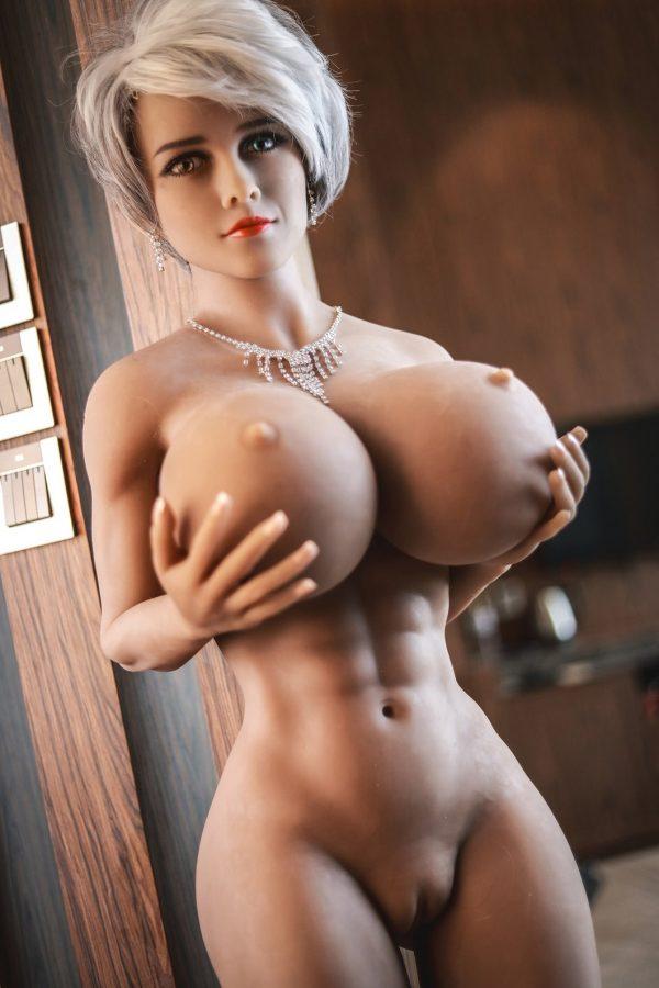 Kyra — Realistic Big Breast Sex Doll