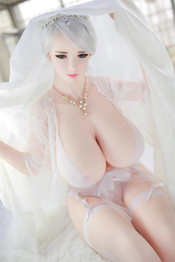 Kerry — Huge Breast Adult Sex Doll