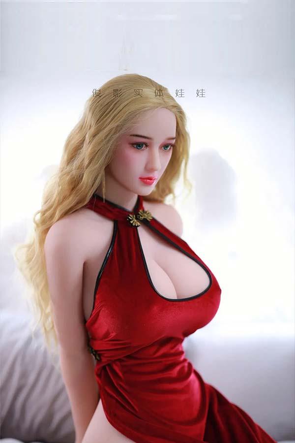 Poppy — Adult Big Breast Sex Doll