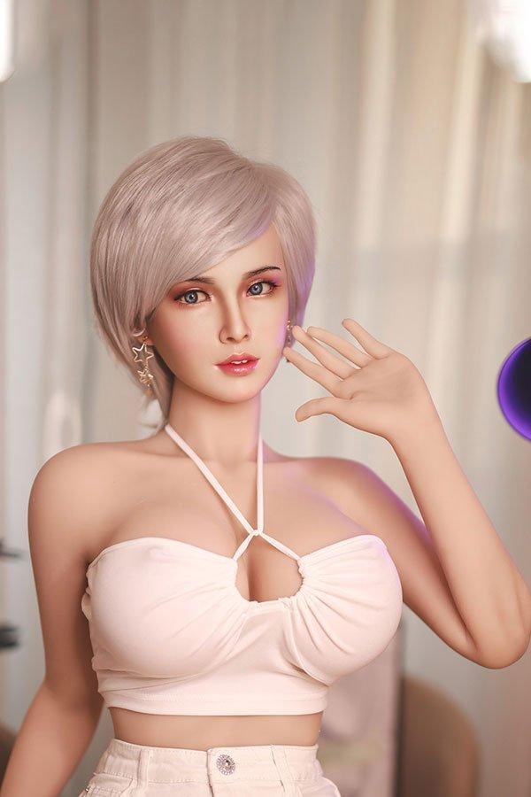 Una — Big Breast JY Sex Doll