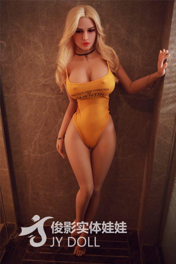 Aaliyah — Realistic JY Sex Doll