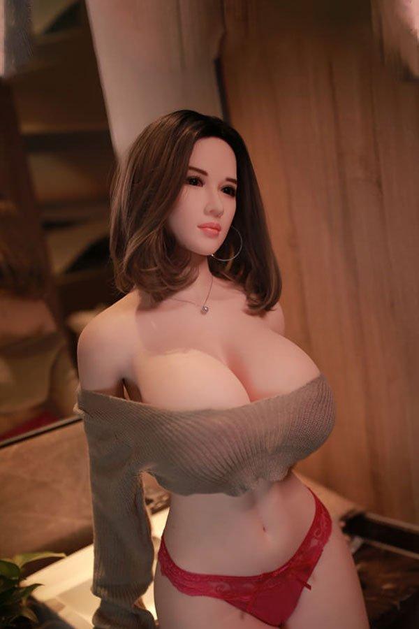 Bertha — Realistic JY Sex Doll